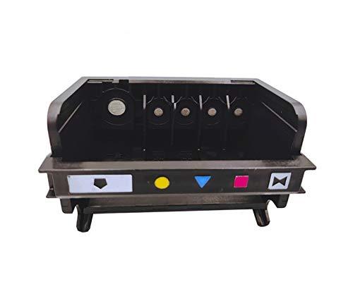 XIAOFANG CB326-30002 CN642A 564 564XL Cabezal de impresión de 5 Ranuras Fit para HP 7510 7520 D5460 D7560 B8550 C5370 C5380 C6300 C6380 D5400 D7560