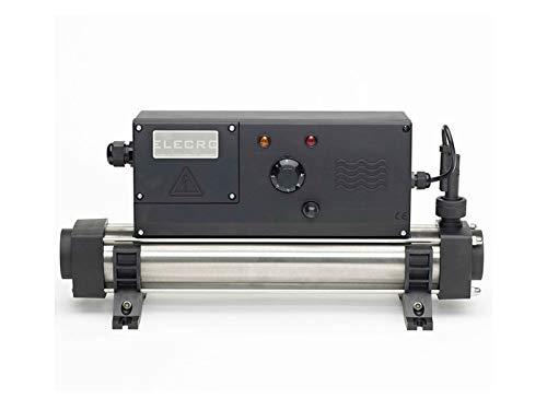 PQS Calentador de Agua para Piscina 12 KW Monofasico 11187T8A