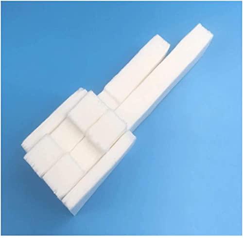 Piezas de impresora 3d aptas para 10 almohadillas de tanque de tinta residual aptas para Epson L110 L111 L120 L130 L132 L210 L211 L220 L222 L300 L301 L303 L310 L313 L350 L351 L353 L355 (Color: predete