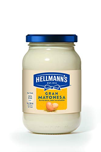Hellmann's Mayonesa, 450 ml