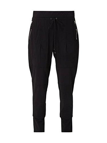 Raffaello Rossi - Pants Candy 7/8 - 3701150013_sta - Black, 34, 1