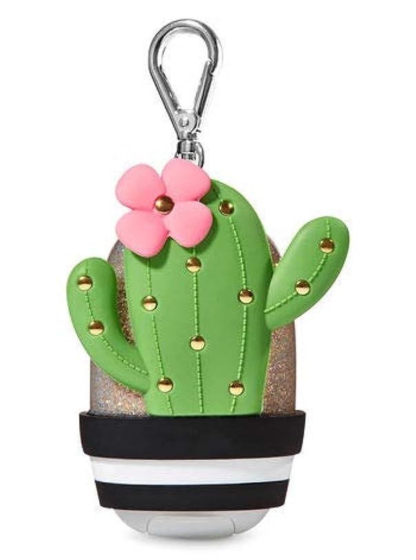 補体うそつきシェトランド諸島【Bath&Body Works/バス&ボディワークス】 抗菌ハンドジェルホルダー カクタス Pocketbac Holder Cactus [並行輸入品]