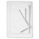 Supima Classic Hemstitch Sheet Set 700 Thread Count - Fieldcrest™ : Target
