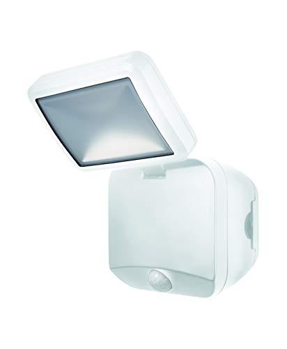 LEDVANCE LED wand- en plafondlamp, lamp voor gebruik buitenshuis, koud wit, batterij LED Spotlight Single