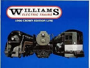 1990 Williams Electric Trains O Gauge Color Catalog