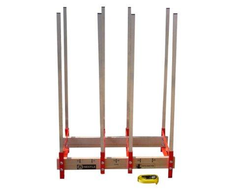 Nestle 20604001 Nestle Holzmichel, Sägebock zur Brennholzgewinnung