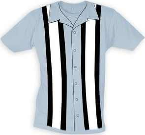 Charlie - Camisa de Bolos para Hombre: Amazon.es: Deportes y aire libre