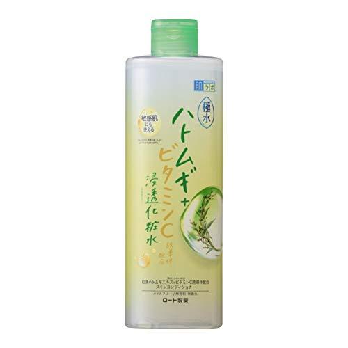 肌ラボ 極水 ハトムギ×ビタミンC誘導体配合 浸透化粧水