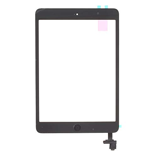 MOVILSTORE Touch Screen Digitizer Compatible with Apple iPad Mini Compatible with Apple iPad Mini 2 Black