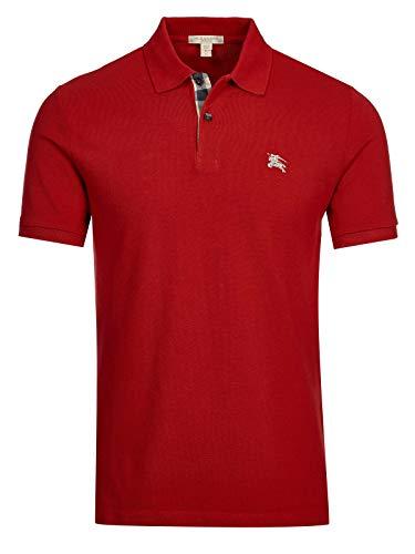 BURBERRY Brit Poloshirt, Militärrot Gr. XS, Rot (Military Red)