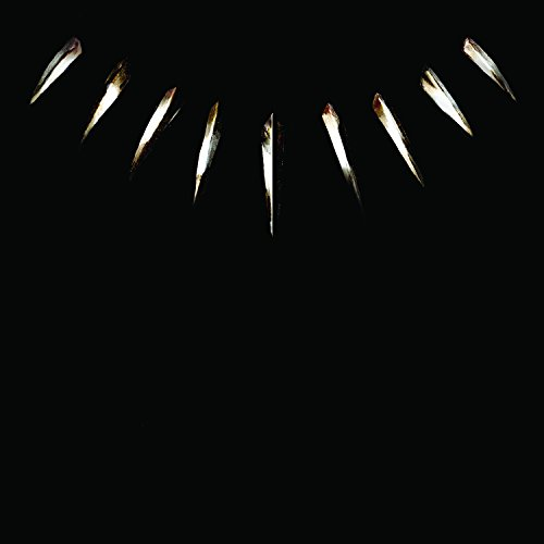Price comparison product image Black Panther The Album Music From And Inspired By [Edited]