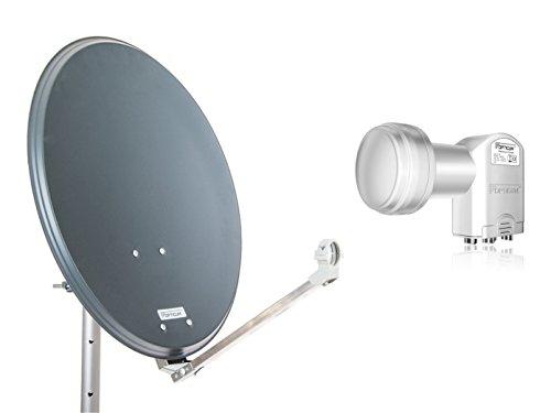 Opticum QA 60acciaio antenna satellitare (60cm)