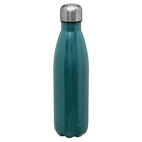 Secret de gourmet - Bouteille Isotherme Turquoise 0,5 L rétro Colors