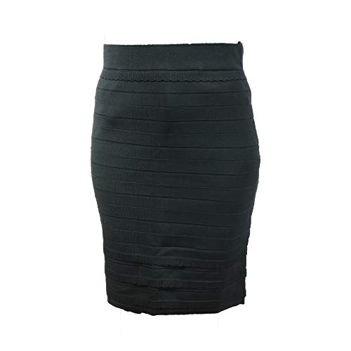 Tramontana dames rok skirt Pencil Stripe Detail Black T0588202