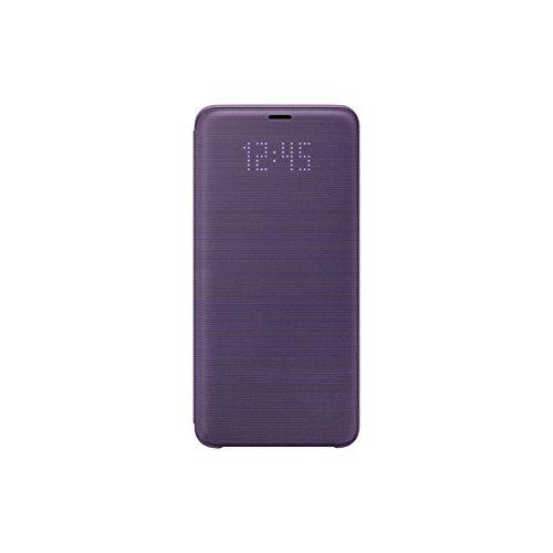 Samsung LED View Cover (EF-NG965) für das Galaxy S9+, Violett