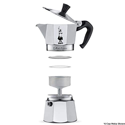 Bradshaw International Bialetti エスプレッソ マシン コンロ コーヒー ポット ラテ メーカー 真岡 表現する 25 オンス [9938]