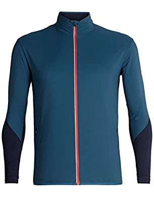 Icebreaker – Tech Trainer Hybrid Jacket – Men