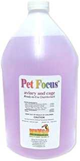 Mango Pet Focus Aviary and Cage Cleaner Ready-to-Use-Gallon