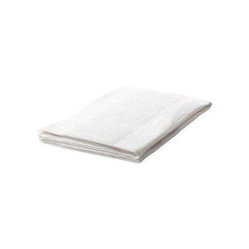 IKEA Indira Tagesdecken in weiß; 100prozent Baumwolle; (150x250cm); 2 Stück