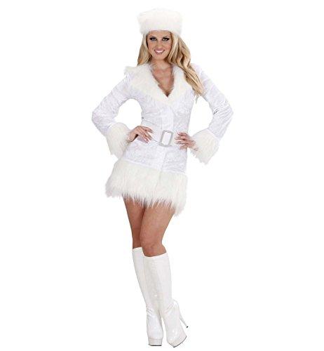 Widmann - Cs927677/s - Costume White Ruissian Girl Taille S