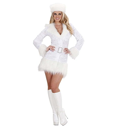 Widmann - Cs927677/s - Costume White Ruissian Girl Taille S