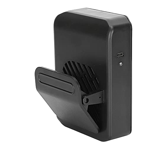 N C Mini Secadora de Pintura portátil de Tres velocidades, Secadora de Aire de Pintura en Color, para el Dibujo de Prueba de Arte Soplo Acuarela de Secado rápido