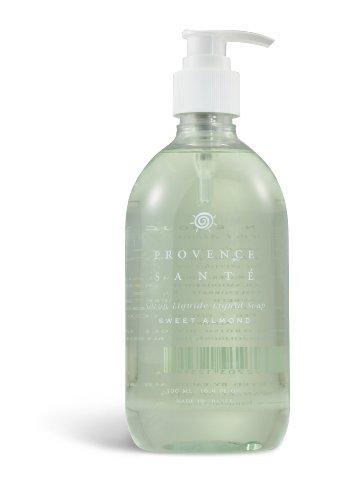 Provence Sante PS Liquid Soap Sweet Almond, 16.9oz Bottle