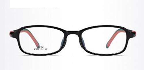 PLMOKN Blauw licht veiligheidsbril kinderlijk eenvoudige bril framefilter Blue Ray computerspeelbril bescherming en vermindering van de belasting van de ogen
