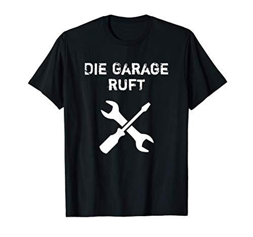 Herren Lustiges Schrauber Tuner KFZ Mechaniker Autotuner Geschenk T-Shirt