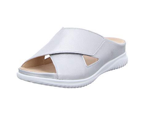 Hartjes Damen Pantoletten Breeze 2 Sandal 111122-59 Silber 818457
