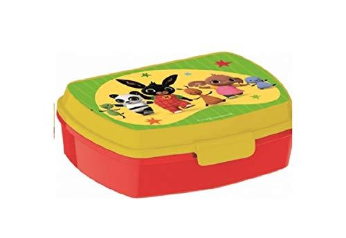 STOR Funny Sandwich Box Bing Lunchtasche, Unisex, mehrfarbig, Einheitsgröße