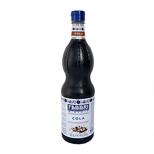 Mixybar-Cola-Sirup, von Fabbri