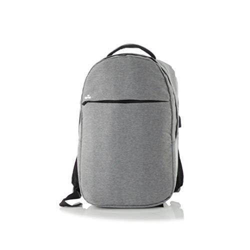 Mochila personalizada, mochila para ordenador para universidad, escuela superior y oficina, bolso con ranura USB, mochila elegante y cómoda