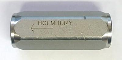 "VA CV-5000-04-04-5 - 1/4"" Female Pipe High Pressure Check valve - 7 PSI Cracking Pressure - 5,800 PSI Max by Holmbury"