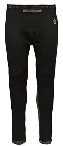 ScentLok BaseSlayers AMP Lightweight Pant (Black, Large)