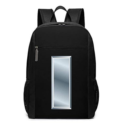 ZYWL US Military Insignia O-2 von Laptop-Rucksack, Reiserucksäcke School College Bookbag für Frauen und Männer 17 Zoll