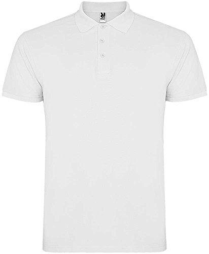 Herren ralph lauren polo kurzarm polo shirt weiß 01 xxl
