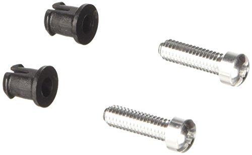Sram MTB Unisex– Erwachsene Limit Schrauben und Einfügen Stecker für Schaltwerk X 0 06-09 2 Stück, grau, One Size