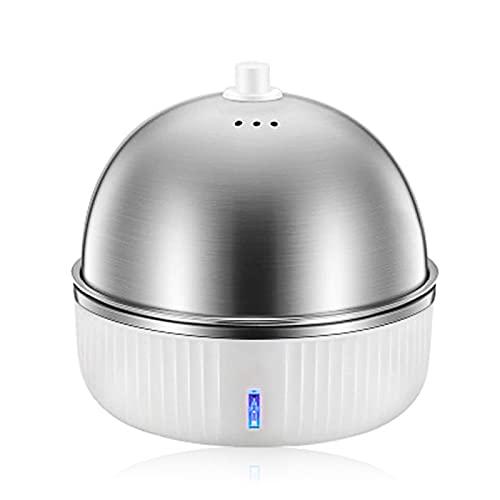 Hervidor De Huevos, Apagado Automático Egg Cooker, Para 1-7 Huevos, Que Los Alimentos Sean Vegetales Rápidamente En El Hogar Y La Cocina