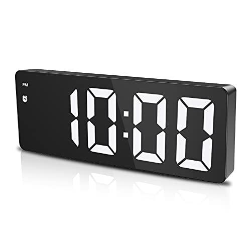 Despertador Digital Madera  marca KeeKit
