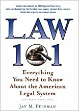 Law 101 2nd (second) edition Text Only