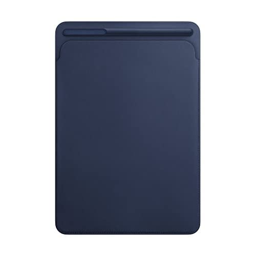 Leather Sleeve for 10.5-inch iPad Pro - Midnight Blue
