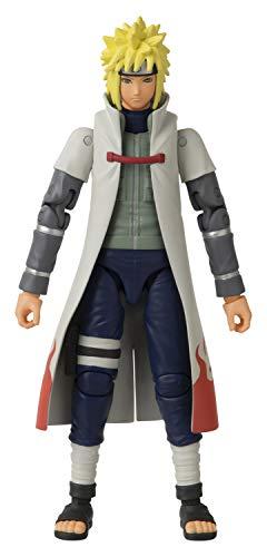 BANDAI Anime Heroes Naruto Namikaze Minato 6.5