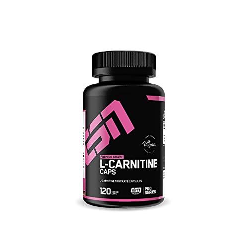ESN L-Carnitine Caps, 120 Kapseln