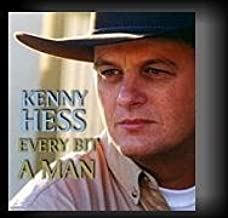 Every Bit A Man (UK Import) By Kenny Hess (0001-01-01)