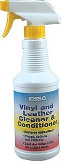 Iosso 10119 Vinyl & Leather Cleaner