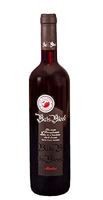 Bats Blood Transylvania Merlot Wine 75cl