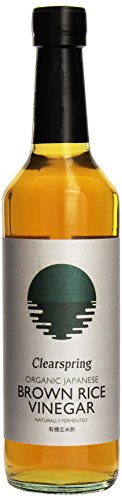 Clearspring Organic Japanese Brown Rice Vinegar 500ml