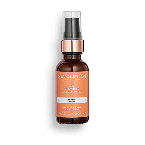 Revolution Skincare 3% Vitamin C Serum,30ml (radiance, glowing, smooth skin)
