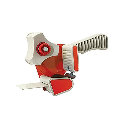 Dapetz Lightweightpacking Tape Dispenser - Plastica e Acciaio Impugnatura Pistola 50mm x 66mm